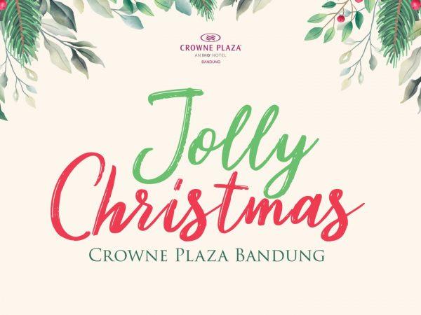 Chrismas - Crowne Plaza Bandung